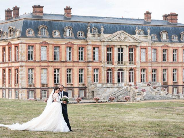 Le mariage de Toufick et Hanane à Igny, Essonne 22