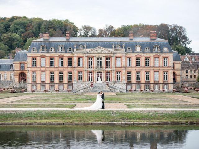 Le mariage de Toufick et Hanane à Igny, Essonne 23
