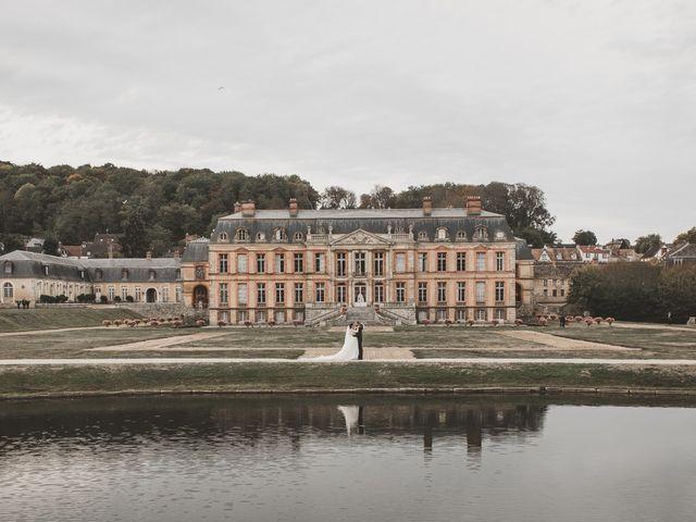 Le mariage de Toufick et Hanane à Igny, Essonne 25