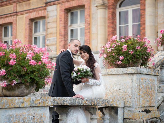 Le mariage de Toufick et Hanane à Igny, Essonne 27