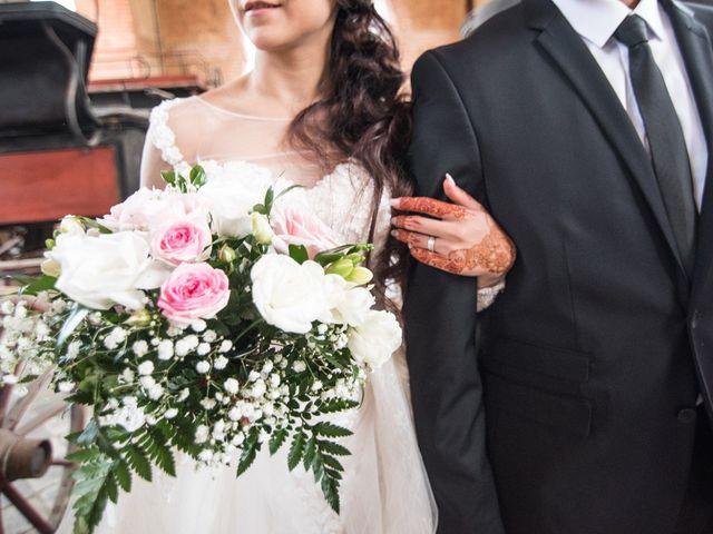 Le mariage de Toufick et Hanane à Igny, Essonne 34