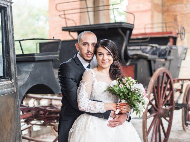Le mariage de Toufick et Hanane à Igny, Essonne 36