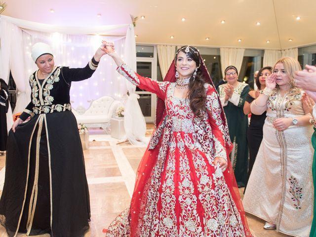 Le mariage de Toufick et Hanane à Igny, Essonne 52