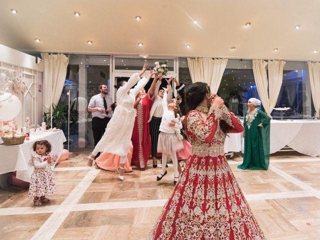 Le mariage de Toufick et Hanane à Igny, Essonne 57