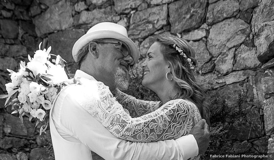 Le mariage de Jean-Yves et Muriel à Oletta, Corse