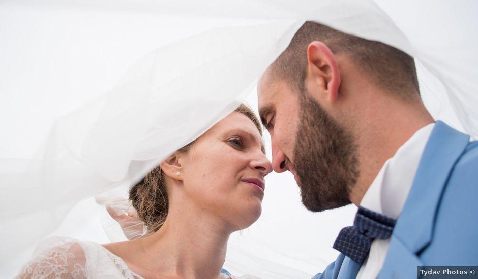 Le mariage de Jérémy et Mélinda à Saint-Onen-la-Chapelle, Ille et Vilaine