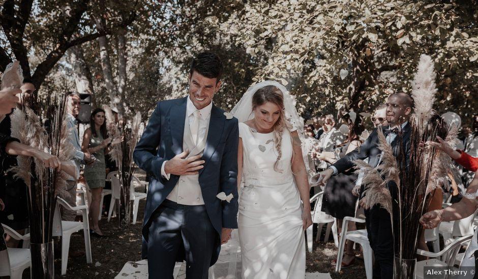 Le mariage de Christophe et Elodie à Boury-en-Vexin, Oise