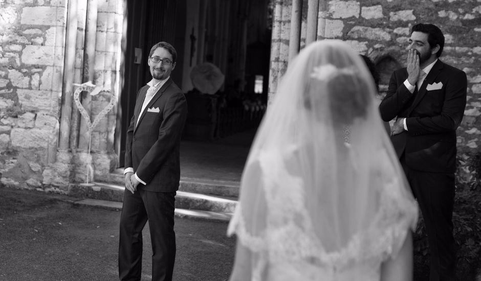 Le mariage de Fred  et Miriam  à La Croix-en-Brie, Seine-et-Marne