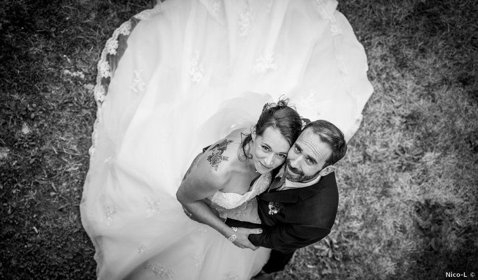 Le mariage de Guillaume et Fanny à Le Louroux, Indre-et-Loire
