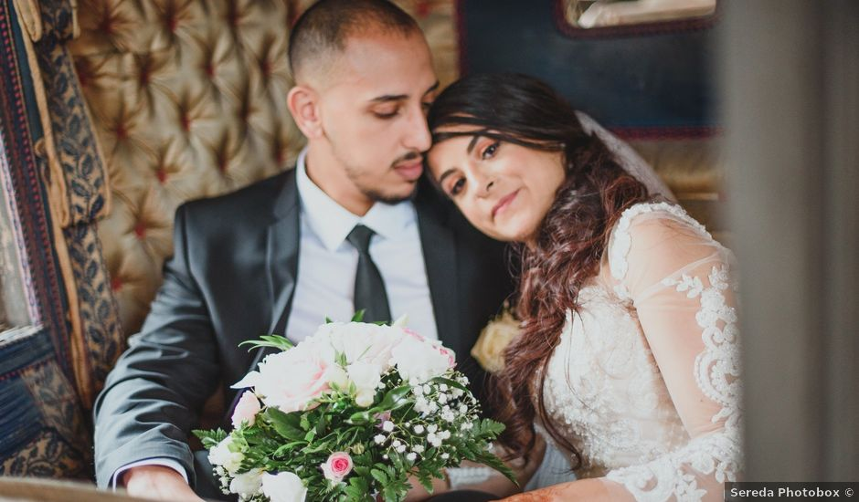Le mariage de Toufick et Hanane à Igny, Essonne