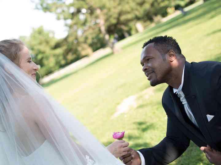 Le mariage de Elodie et Pascal