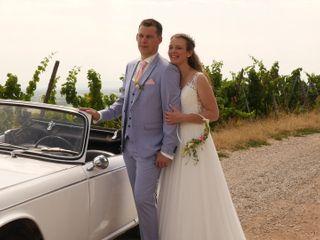 Le mariage de Mylène et Yann