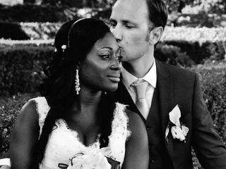 Le mariage de Chloris et Adrien 1