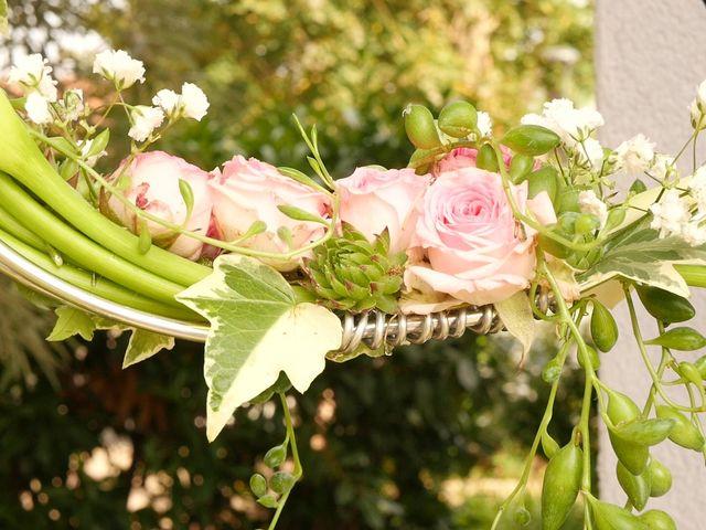Le mariage de Yann et Mylène à Mollkirch, Bas Rhin 16