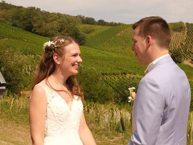 Le mariage de Yann et Mylène à Mollkirch, Bas Rhin 13