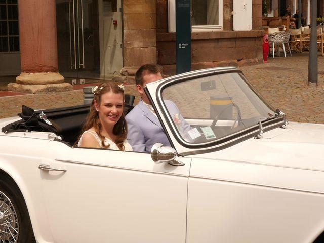Le mariage de Yann et Mylène à Mollkirch, Bas Rhin 17