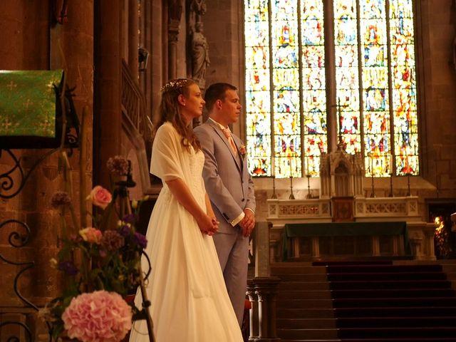 Le mariage de Yann et Mylène à Mollkirch, Bas Rhin 18