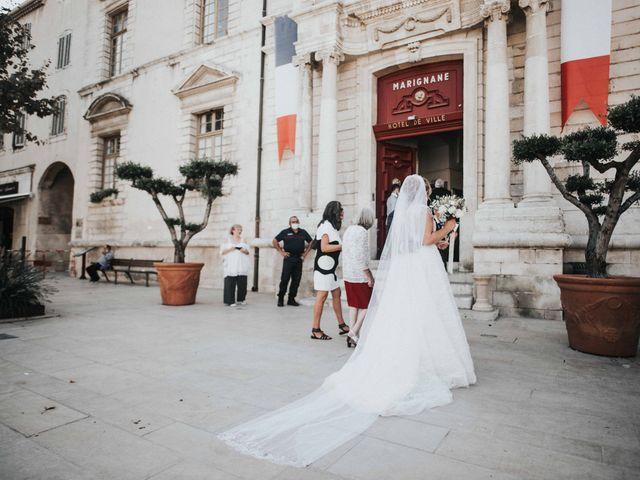Le mariage de Florian et Camille à Tarascon, Bouches-du-Rhône 30