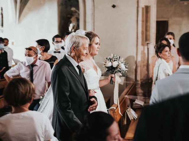 Le mariage de Florian et Camille à Tarascon, Bouches-du-Rhône 37