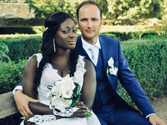 Le mariage de Chloris et Adrien