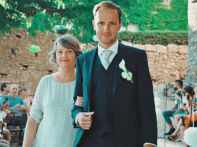 Le mariage de Adrien et Chloris à Clapiers, Hérault 9