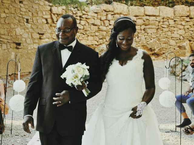 Le mariage de Adrien et Chloris à Clapiers, Hérault 12