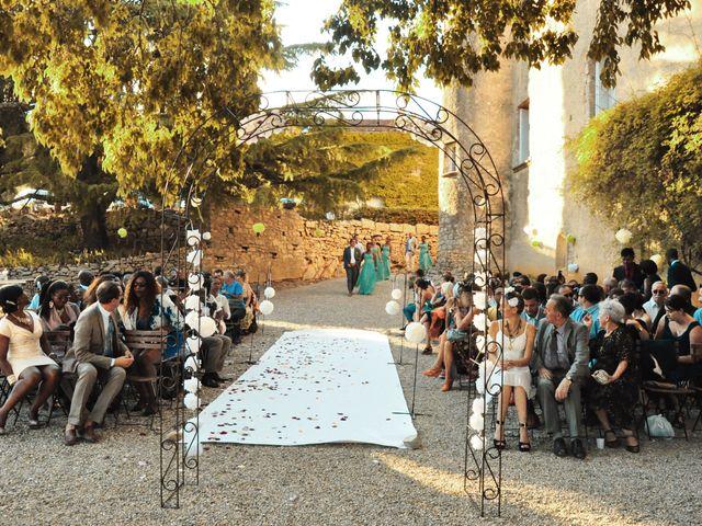 Le mariage de Adrien et Chloris à Clapiers, Hérault 19