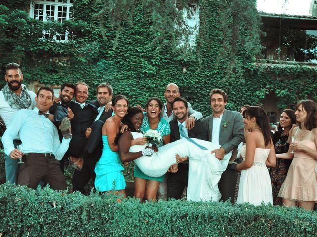 Le mariage de Adrien et Chloris à Clapiers, Hérault 23