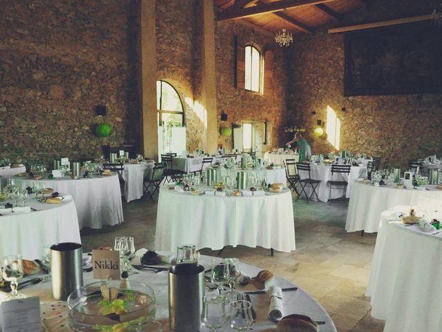 Le mariage de Adrien et Chloris à Clapiers, Hérault 38