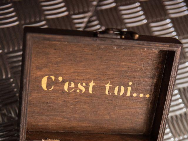 Le mariage de Sylvain et Amandine à Châbons, Isère 5