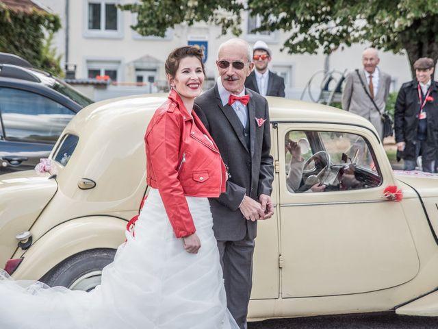 Le mariage de Sylvain et Amandine à Châbons, Isère 10