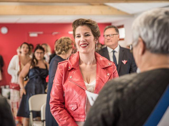 Le mariage de Sylvain et Amandine à Châbons, Isère 11