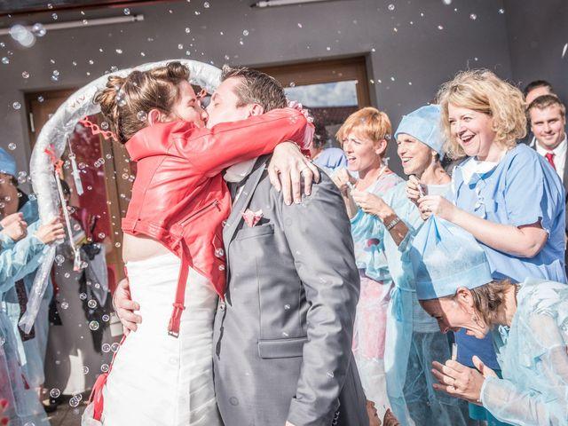 Le mariage de Sylvain et Amandine à Châbons, Isère 15
