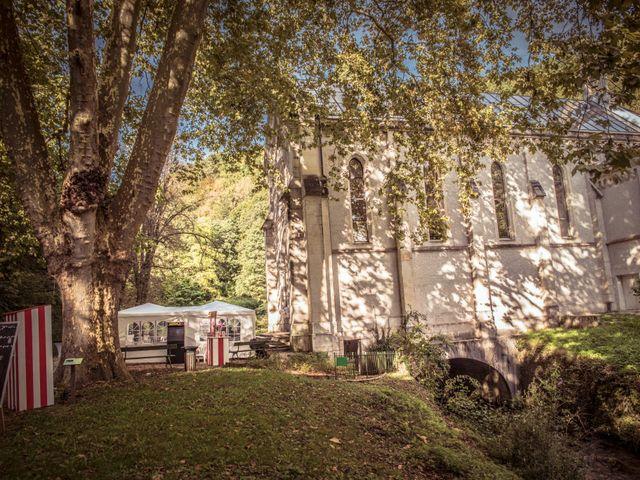 Le mariage de Sylvain et Amandine à Châbons, Isère 17