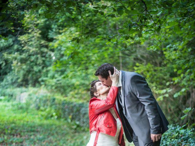 Le mariage de Sylvain et Amandine à Châbons, Isère 38
