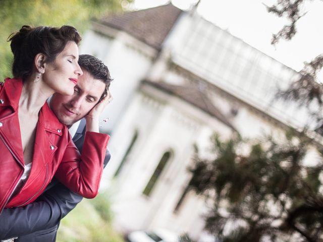Le mariage de Sylvain et Amandine à Châbons, Isère 2
