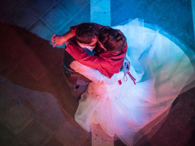 Le mariage de Sylvain et Amandine à Châbons, Isère 43