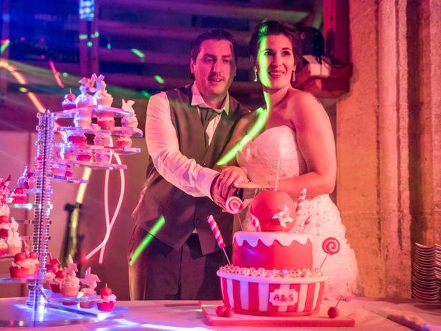 Le mariage de Sylvain et Amandine à Châbons, Isère 44
