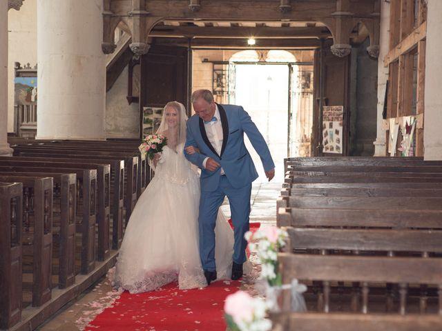 Le mariage de Pascal et Elodie à Vanlay, Aube 2