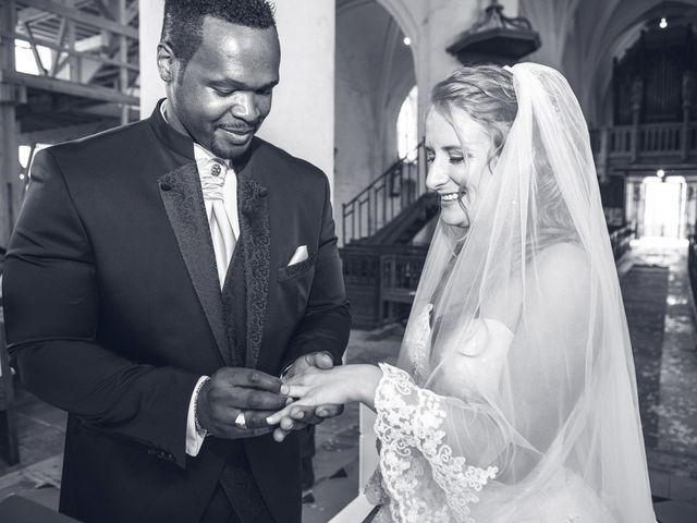 Le mariage de Pascal et Elodie à Vanlay, Aube 7
