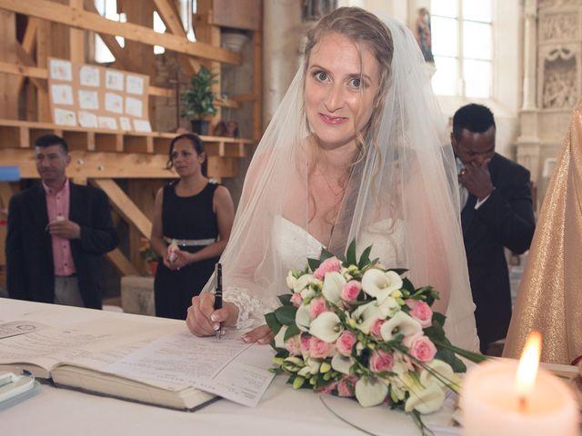 Le mariage de Pascal et Elodie à Vanlay, Aube 11