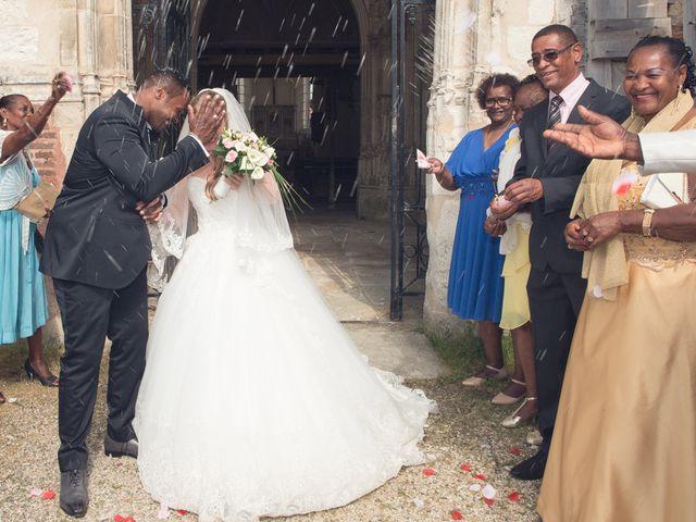 Le mariage de Pascal et Elodie à Vanlay, Aube 14