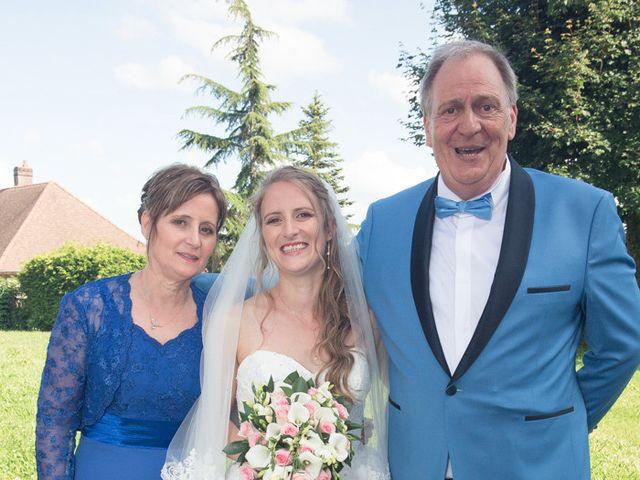 Le mariage de Pascal et Elodie à Vanlay, Aube 19