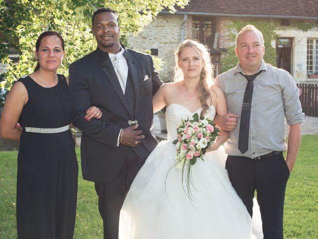 Le mariage de Pascal et Elodie à Vanlay, Aube 33