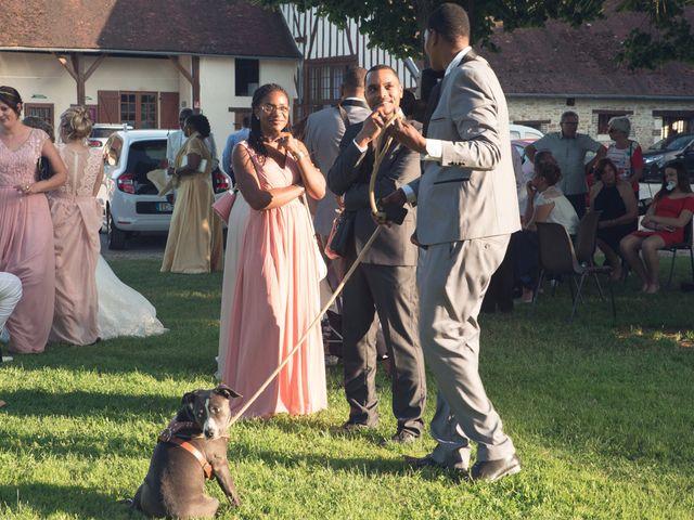 Le mariage de Pascal et Elodie à Vanlay, Aube 41