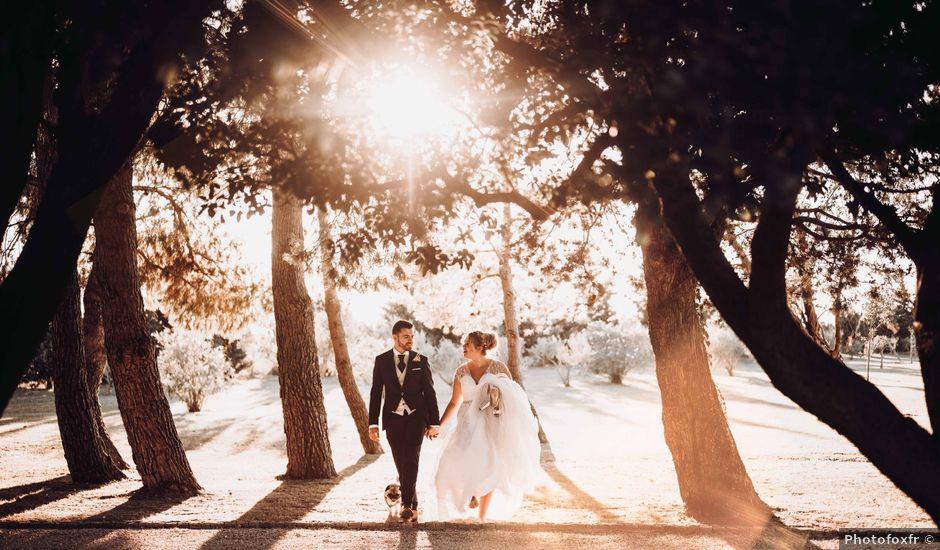 Le mariage de Florian et Camille à Tarascon, Bouches-du-Rhône