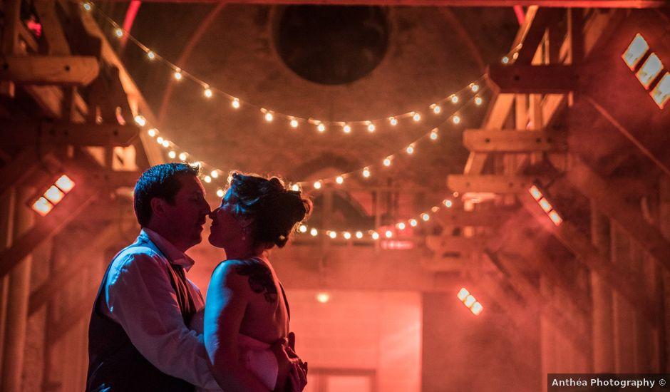 Le mariage de Sylvain et Amandine à Châbons, Isère