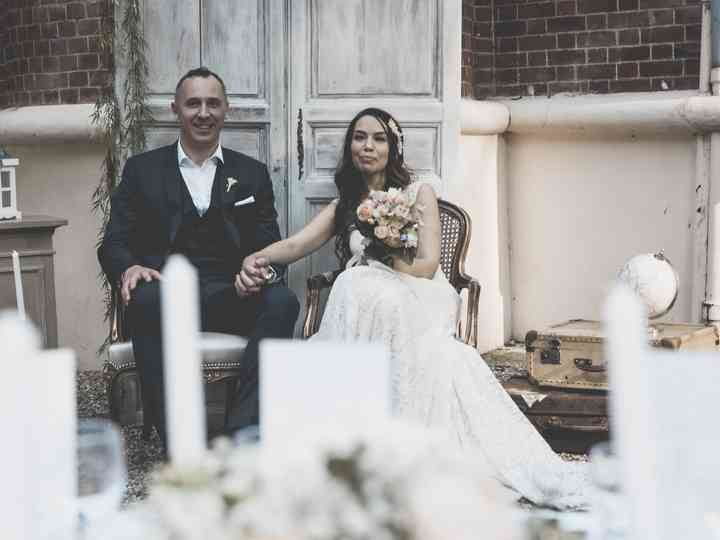 Le mariage de Fatma et Erwan