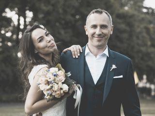 Le mariage de Fatma et Erwan 1