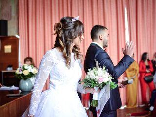 Le mariage de Asmae et Mehdi
